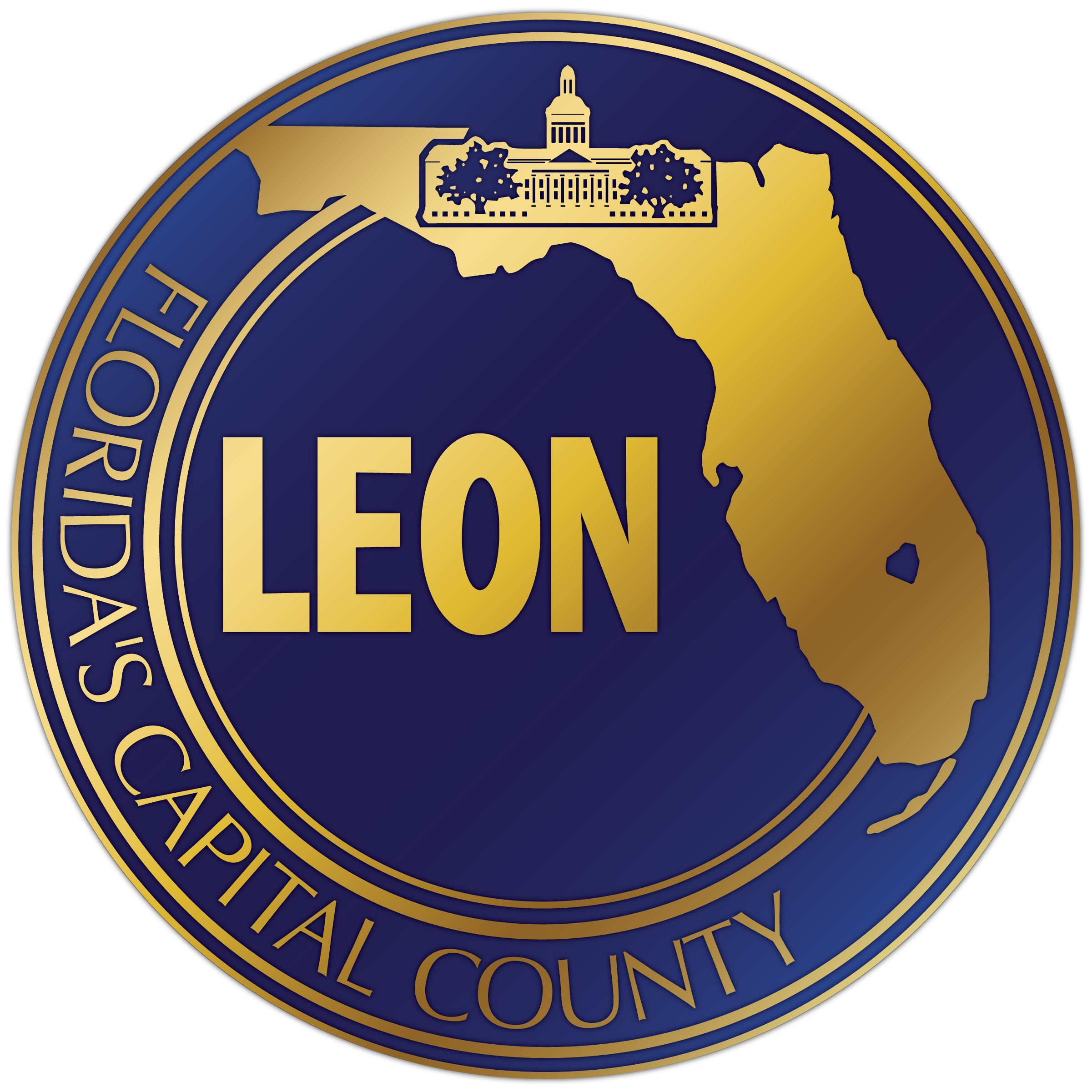 Leon County Government Logo